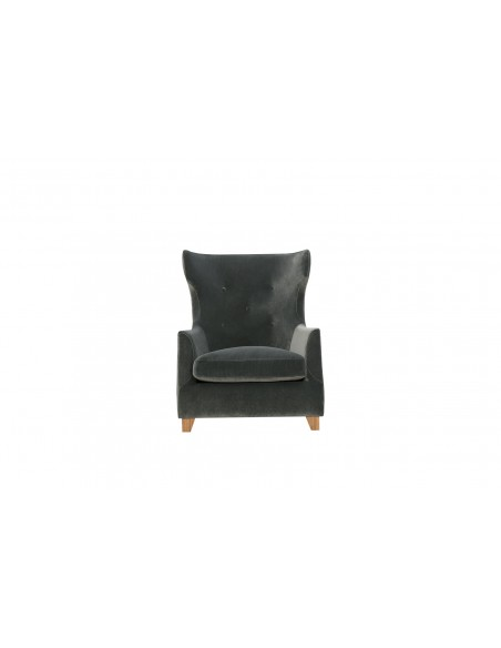 ROSE armchair aniline
