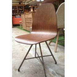 Chaise Di Bi Wood