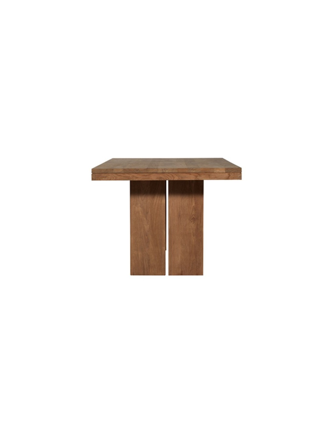 Teck Double - table -200-100-78cm