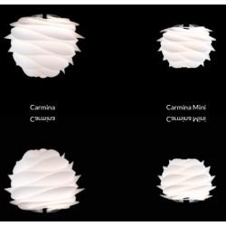 CARMINA Mini  Abat jour 37 cm - 24cm