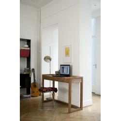 Teck Frame PC desk bureau console - 2 tiroirs -120-43-82cm