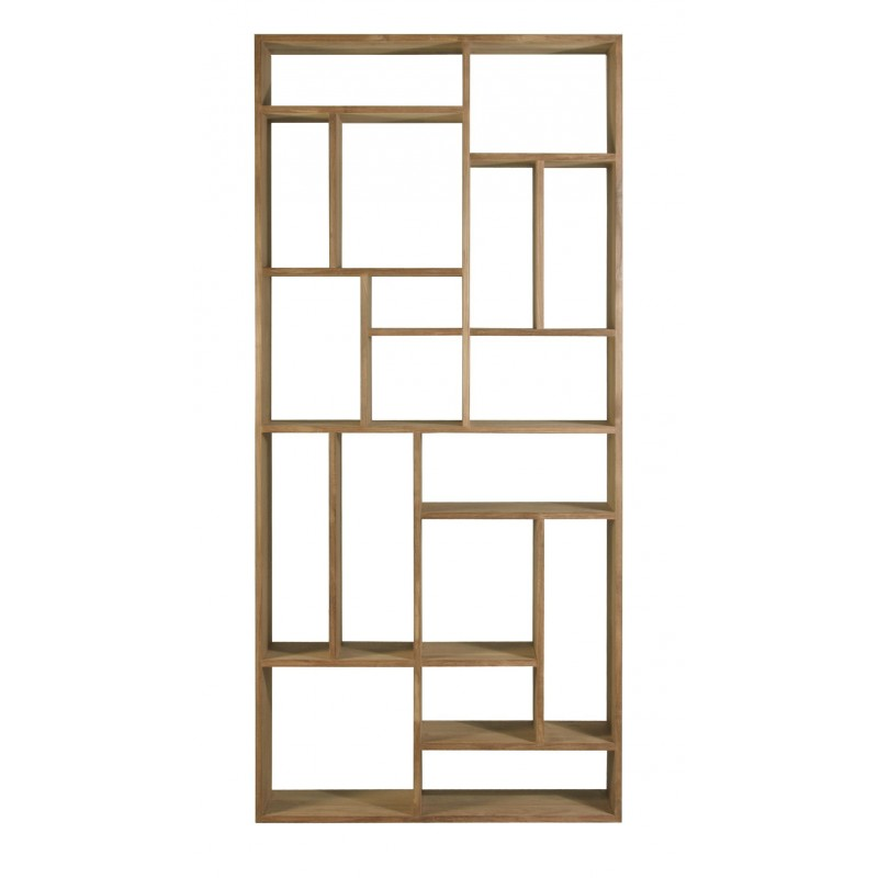 Teck M rack - etagere ouverte 104 30 219cm