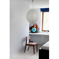 Teck chaise EX 1 - sans accoudoirs-43-56-82cm