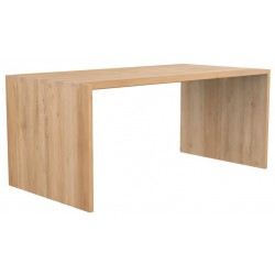 Chene table U-172-80-75cm