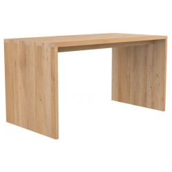 Chene table U-140-72-75cm