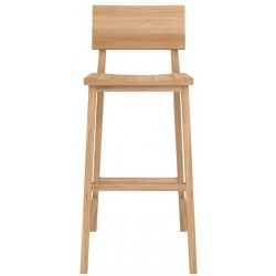 Chene Oak N4 tabouret High Chair-48-50-110cm-New