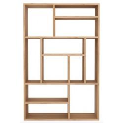 Chene M etagere petit-ouverte-Nouveau !!!-139-30-90cm