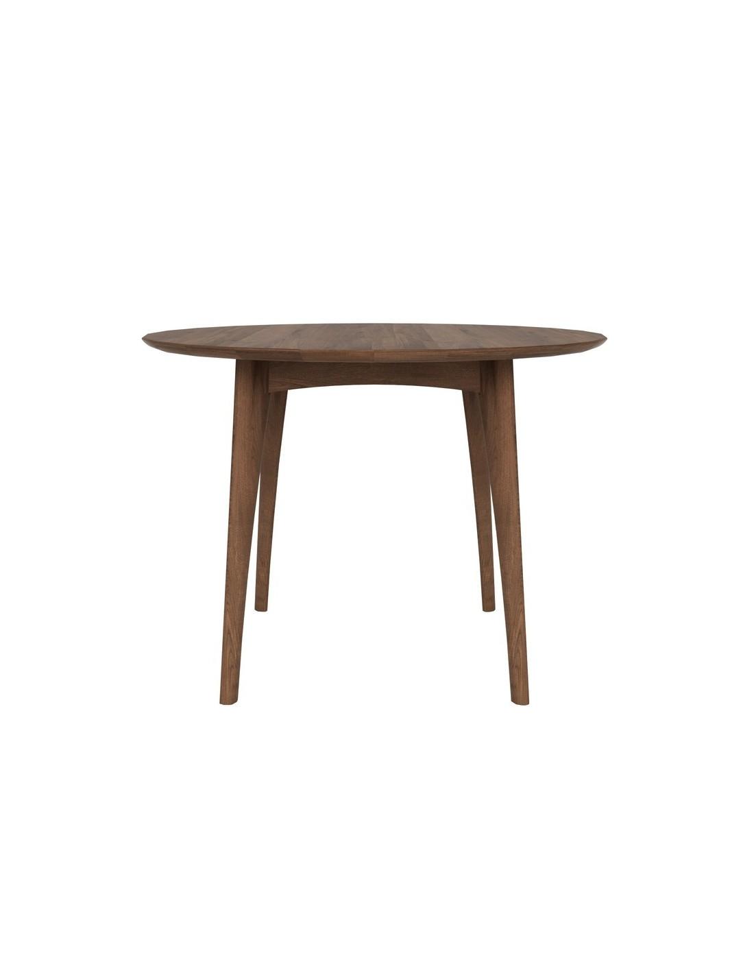 Furniture indoor Noyer-table-Osso-diametre-9-hauteur-9cm-Nouveau
