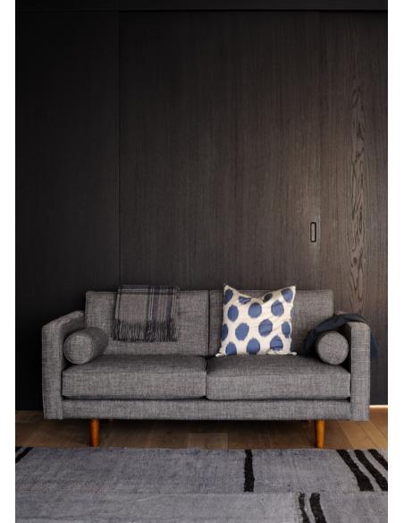 N101 canapé - 2 places - Ash grey 167 x 93 x 80
