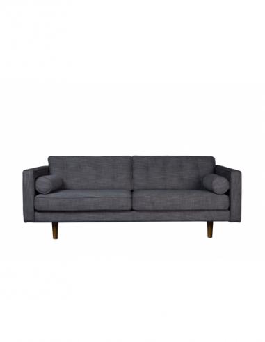 N101 canapé - 3 places - Ash grey 203 x 93 x 80