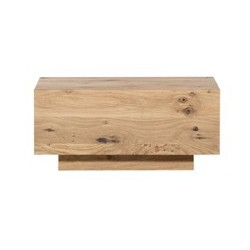 Chene Madra Chevet-1 tiroir-60-43-27cm-Nouveau