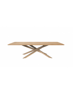 Chêne table Mikado  280 x 110 x 76