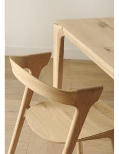 Chêne chaise Bok 50 x 53 x 76