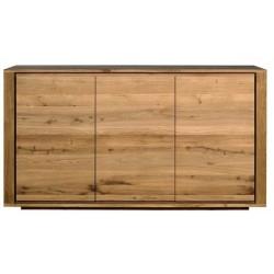 Chene Shadow-buffet-3 portes-156-45-84cm