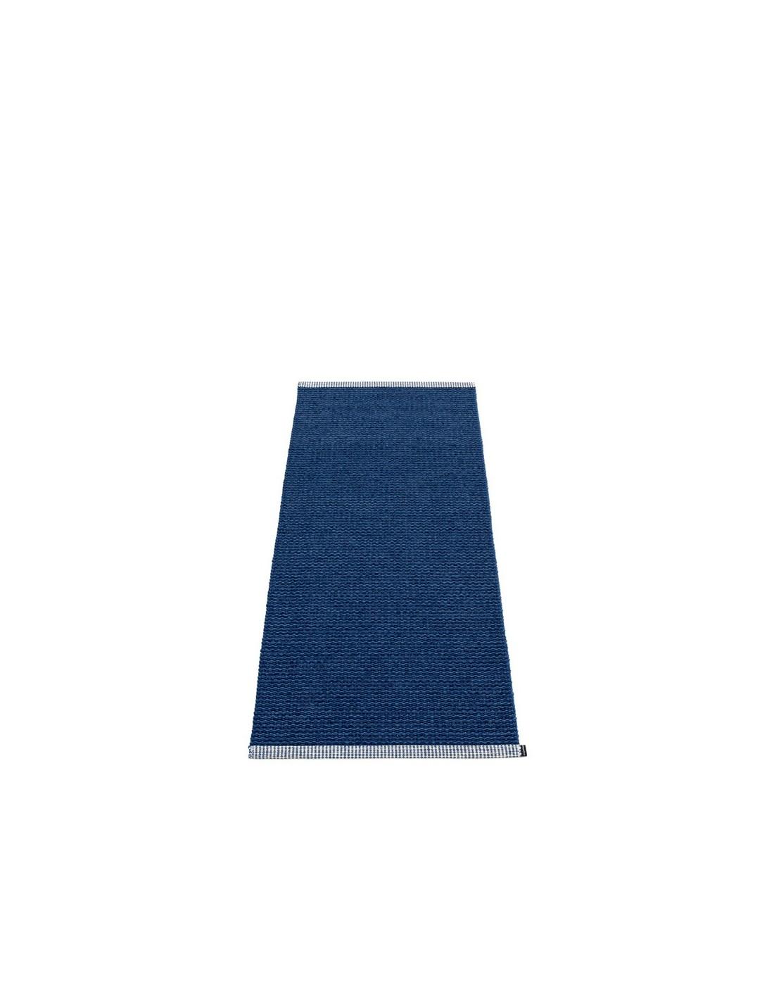 Mono dark blue