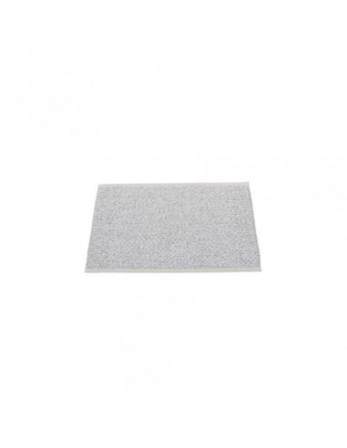Svea grey metallic 70/50 cm Thickness 5 mm