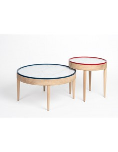 Coffee table BOUILLOTTE  39 / 49 CM