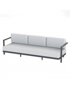 ALURA LOUNGE THREE SEATER