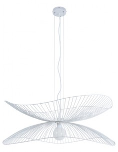 Dragonfly Suspension White